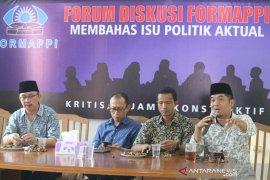 Rekonsiliasi politik tidak pantas ditukar proses hukum