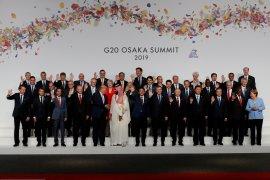 Pemimpin G20 berharap AS-China tekan risiko perang dagang di perekonomian global
