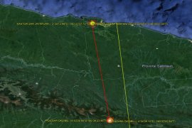 SAR Jayapura kirim tim bantu pencarian Helikopter MI 17