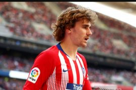 Atletico geram, tuduh Barcelona lakukan pendekatan ilegal terkait Griezmann