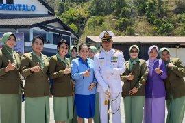 KKK Gorontalo apresiasi dengan jabatan baru Letkol Tonny Sundah