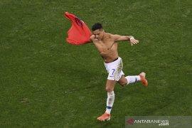 Chile singkirkan Kolombia lewat adu penalti