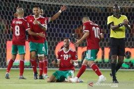 Maroko lolos ke 16 besar, sedangkan Afsel, Mali siap menyusul