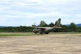 Bantu cari heli hilang, empat personel TNI AU berangkat ke Oksibil