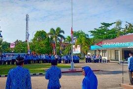 BKKBN Kalbar gelar upacara peringatan Hari Berkabung Daerah
