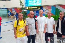 Lima nelayan Langkat dipulangkan dari Penang Malaysia