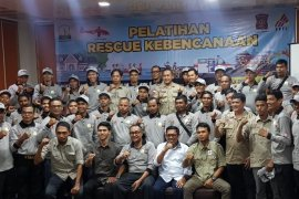 Dinsos dan FPTI Aceh gelar pelatihan penanggulangan bencana