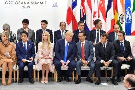 Presiden Jokowi disenangi pemimpin negara pada KTT G20
