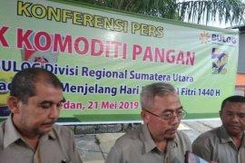 Bulog Sumut beli 4.861 ton beras petani