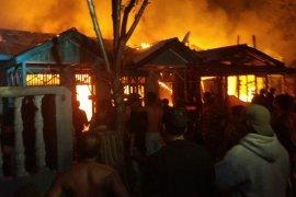 Enam rumah ludes terbakar di Gayo Lues