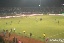 Arema FC gagal raih tiga poin
