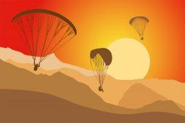 Pegiat Paralayang harapkan peningkatan akses ke Desa Lengkong