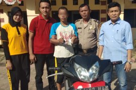 Gelapkan uang dan sepedamotor milik koperasi, Bayu ditangkap polisi