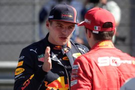Mercedes membantah dekati Verstappen