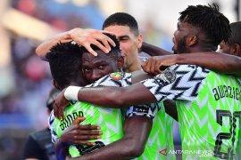 Ringkasan Piala Afrika, empat tim lolos ke 16 besar