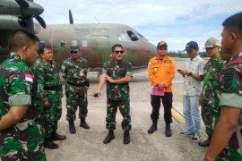 Tim SAR gabungan kembali cari MI-17 dari arah Jayapura dan Timika