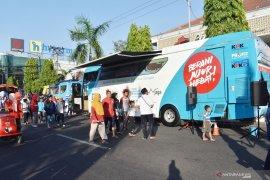 Roadshow bus antikorupsi KPK