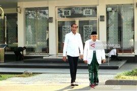 Jokowi yakin Prabowo dan Sandi tokoh patriot bangsa