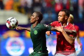 Nigeria kalah kontra Madagaskar