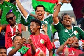 Ringkasan Grup B, kejutan Madagaskar