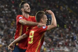 Tundukkan Jerman, tim Spanyol juarai Piala Eropa U21
