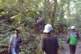 Warga Kabupaten Agam dilaporkan hilang saat mencari kayu bakar di hutan