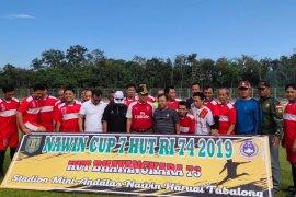 KONI : Turnamen Nawin Cup 7 ajang asah kemampuan