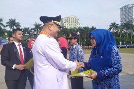 Pemkot Medan gelar upacara peringati HUT  ke-429