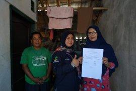 Penerima PKH di Sukabumi mundur karena sudah sejahtera