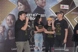 Roadshow ke 26 kota, Film 'Say I Love You' ditonton 6.000 orang