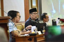 Gubernur paparkan sejumlah inovasi Jabar ke Lemhannas RI