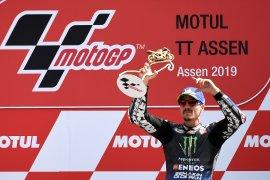Kemenangan Vinales kukuhkan dominasi Yamaha di Assen