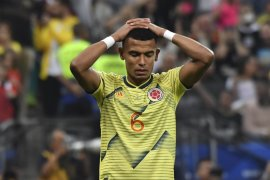 Pemain Kolombia William Tesillo diancam dibunuh gara-gara adu penalti