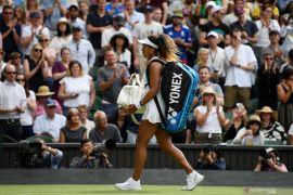 Naomi Osaka terancam absen di US Open