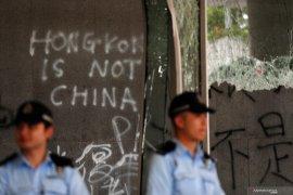 Inggris minta China hormati janjinya menjaga kebebasan di Hong Kong