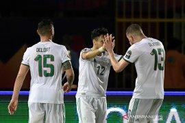 Aljazair membenamkan Tanzania 3-0 meski istirahatkan pemain bintang