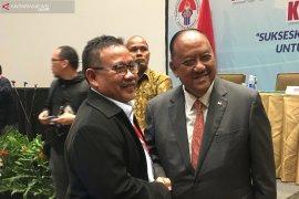 Marciano Norman jadi Ketua Umum KONI periode 2019-2023