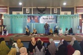 Tiga organisasi wanita  gelar halal bihalal