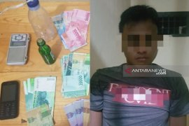 Ketahuan edarkan sabu di rumah, warga Binjai Pirua dibekuk Polisi