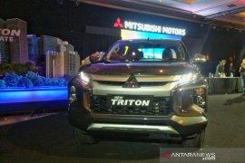 Mitsubishi perkenalkan tipe New Triton