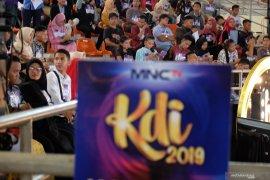 Delapan calon bintang KDI asal Medan melaju ke Jakarta