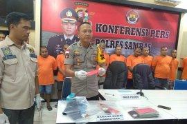 Polres Sambas ungkap 63 kasus selama Operasi Pekat