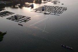 Penataan nelayan Danau Sipin