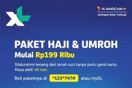 XL berikan paket khusus jamaah haji