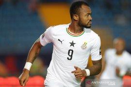 Tundukkan Guinea-Bissau 2-0, Ghana lolos sebagai juara Grup F