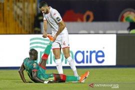 Imbang lawan Mauritania tanpa gol, Tunisia ke 16 besar Piala Afrika