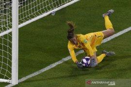 AS singkirkan Inggris lewat laga sarat drama di Piala Dunia Putri