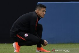Alexis Sanchez tiba di Milan