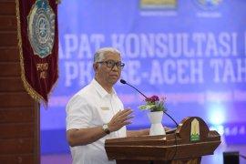 Gubernur: Rakon PKK Aceh momentum berbenah diri