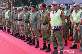 Hansip di Purwakarta bakal jadi pasukan khusus jaga keamanan lingkungan